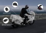 Sistema inteligente de emergencia para motocicletas BMW 2