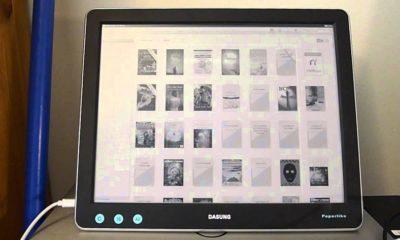 Leer en pantalla será más cómodo gracias a Paperlike 29