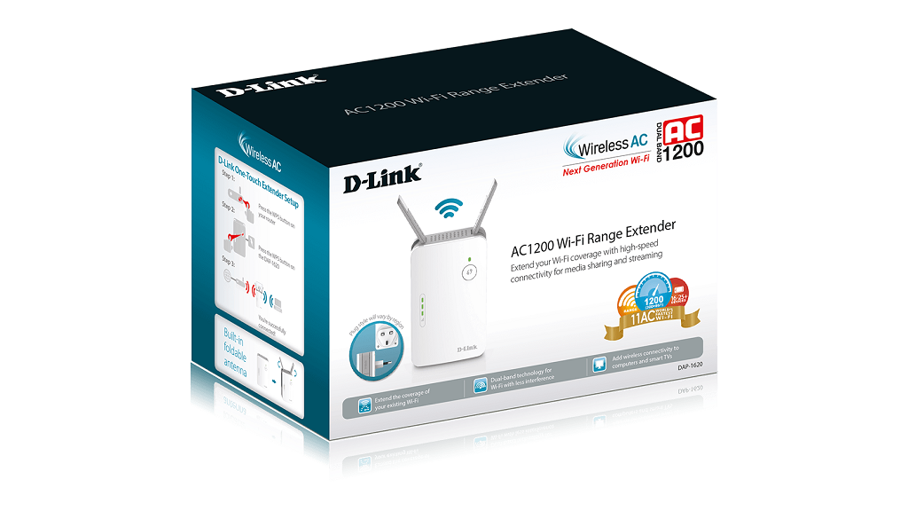 Análisis del DAP-1620 AC1200 Wi-Fi Range Extender de D-Link 33