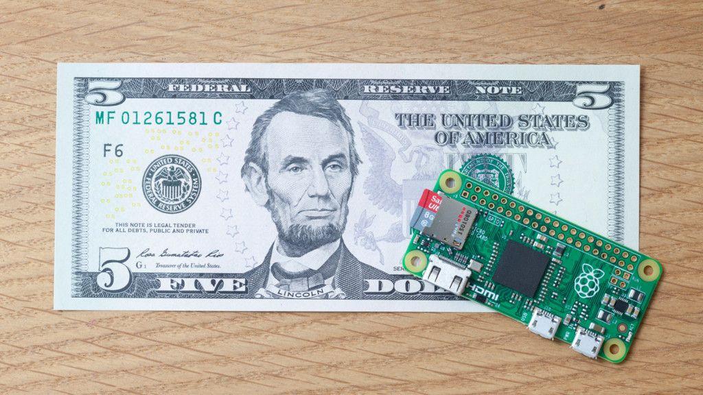 Nueva Raspberry Pi Zero por 5 dólares con conector de cámara 31