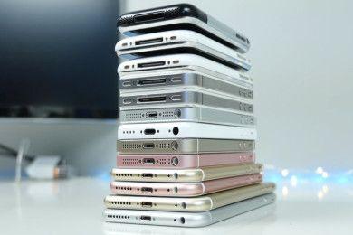 Comparativa de rendimiento de todos los iPhones