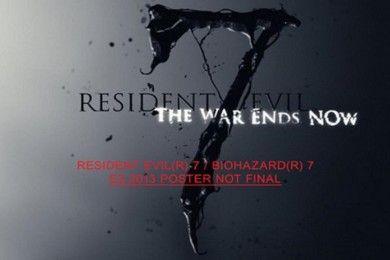 Resident Evil 7 en desarrollo, volverá a sus raíces