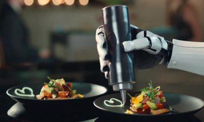 Robots trabajando en McDonalds, una realidad muy cercana 102