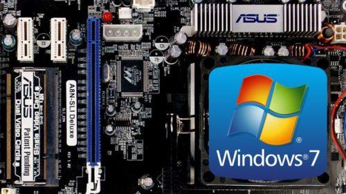 Secure Boot bloquea equipos ASUS con Windows 7