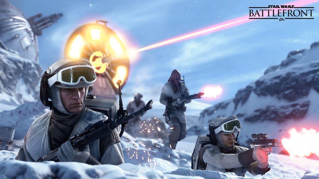 EA confirma Star Wars Battlefront 2 para 2017 28