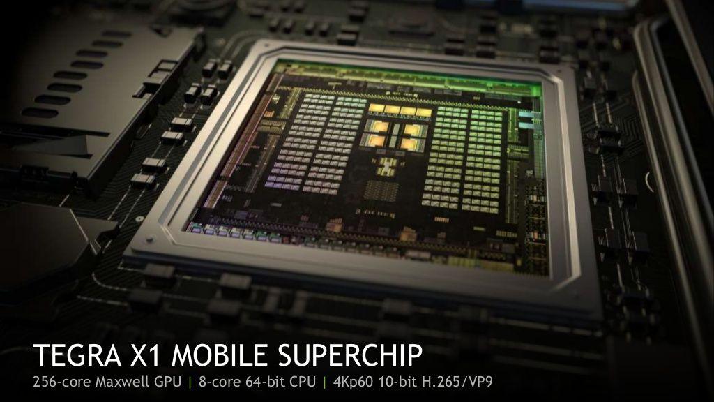 Nintendo NX podría utilizar un chip Tegra Pascal de NVIDIA 28