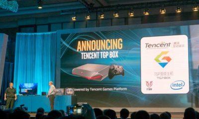 Tencent, propietaria de Riot Games, lanza una consola en China 51