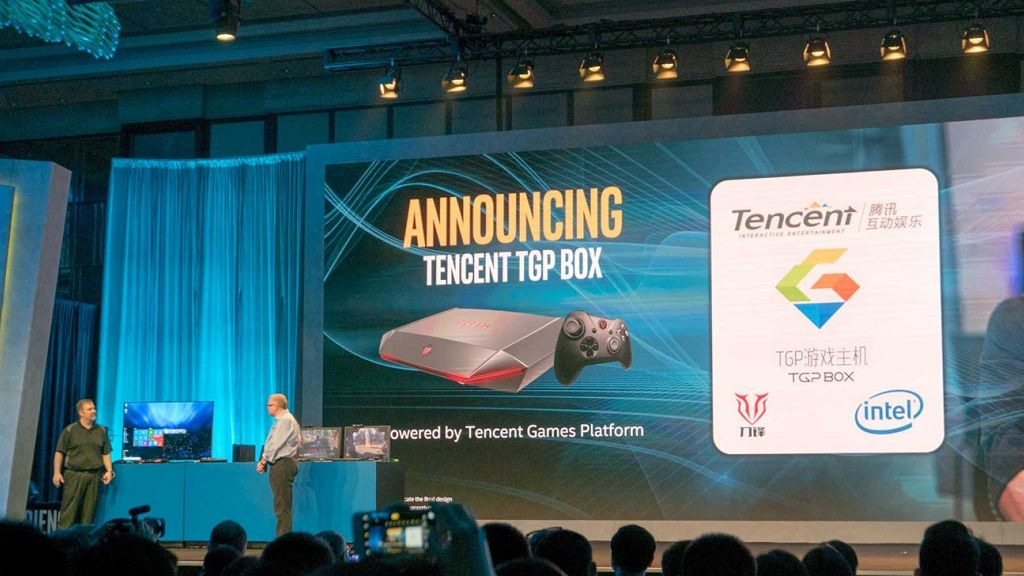 Tencent, propietaria de Riot Games, lanza una consola en China 30