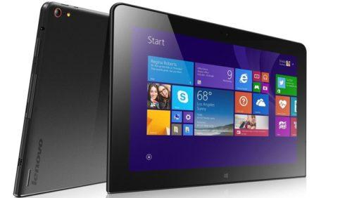 Lenovo actualiza tablet ThinkPad 10p