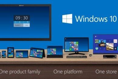 Microsoft cambia los requisitos hardware para Windows 10 Anniversary