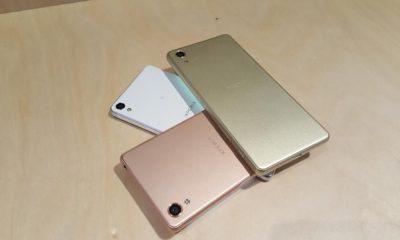 Sony habría retirado las marcas Xperia C, Xperia M y Xperia E 90