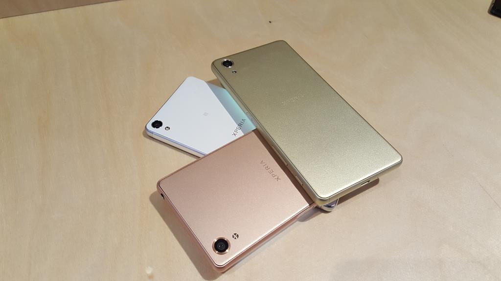 Sony habría retirado las marcas Xperia C, Xperia M y Xperia E 30