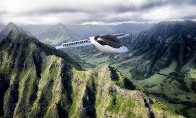 Lilium, una aeronave personal con despegue vertical 33