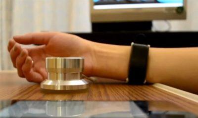 BACTrack Skyn, un wearable que detecta el alcohol en sangre 31
