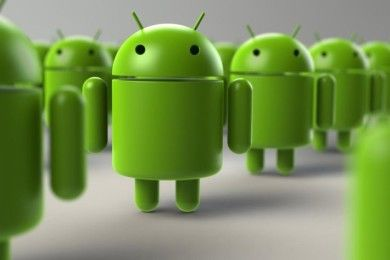 Android bate récords en España y fulmina a Windows Mobile