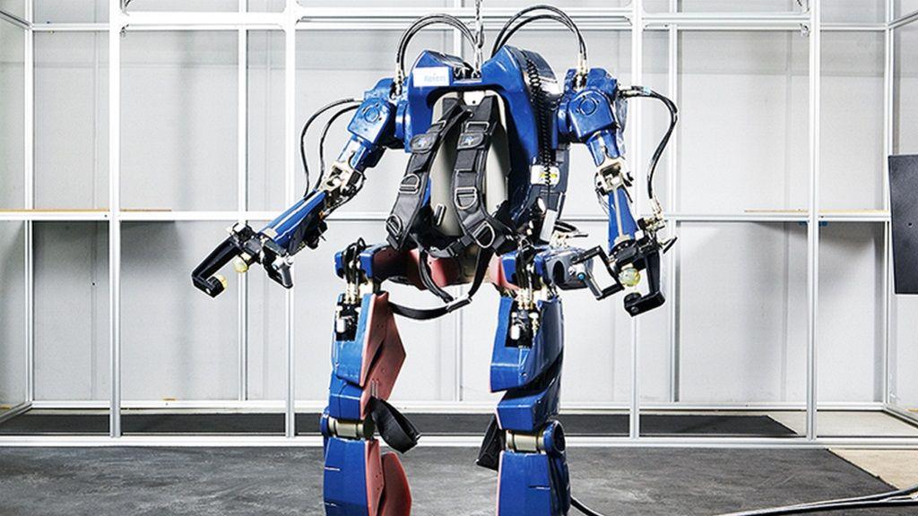Hyundai crea un interesante exoesqueleto de gran tamaño 29