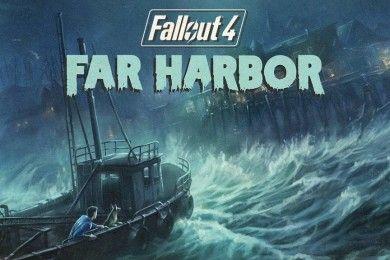 Tráiler oficial de Fallout 4 Far Harbor