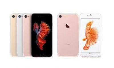 Estos serían los primeros renders del iPhone 7 117