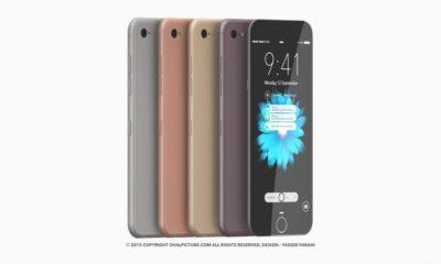 El iPhone 7 vendría con 2 GB de RAM y 32 GB de almacenamiento 113