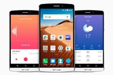 Los primeros móviles de TP-LINK llegan a España