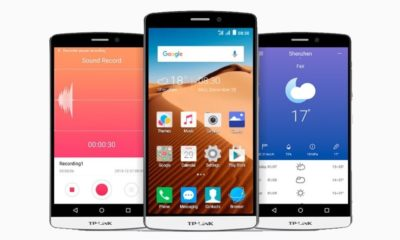 Los primeros móviles de TP-LINK llegan a España 29