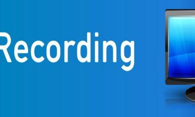 grabación de pantalla
