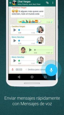 Un WhatsApp vs Telegram muy relativo 39