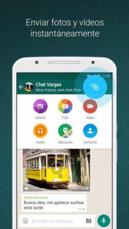 Un WhatsApp vs Telegram muy relativo 41