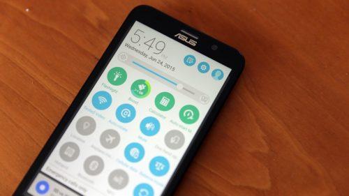 La interfaz ASUS Zen UI ya funciona en otros smartphones Android