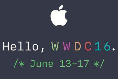 Cómo seguir en directo la keynote de Apple en la WWDC de 2016