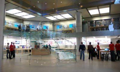 Roba en una Apple Store vestido como un empleado 45