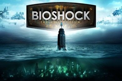 2K Games confirma BioShock: The Collection