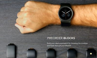 Blocks, smartwatch modular ya disponible en precompra 38