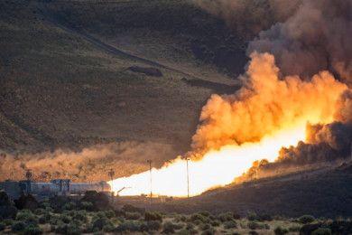 Qué bien suena el cohete NASA que nos llevará a Marte