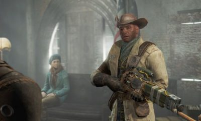 """Este """"bazooka"""" láser impresiona y nos recuerda a Fallout 42"""