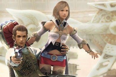 Comparativa en vídeo del remaster de Final Fantasy XII