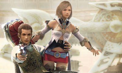 Comparativa en vídeo del remaster de Final Fantasy XII 30
