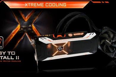 Nueva GIGABYTE GTX 1080 Xtreme Gaming, hasta 2,3 GHz
