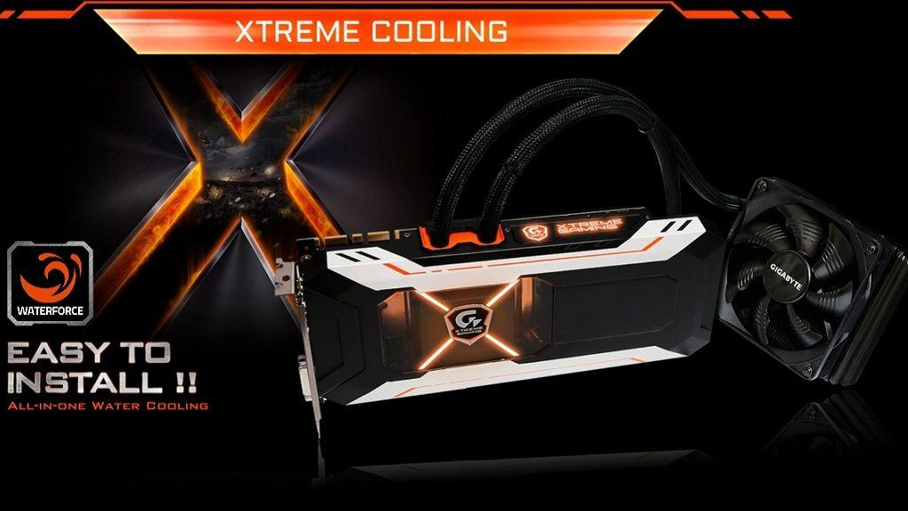 Nueva GIGABYTE GTX 1080 Xtreme Gaming, hasta 2,3 GHz 30