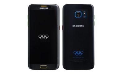 Así es el Galaxy S7 Edge Olympic Edition 78