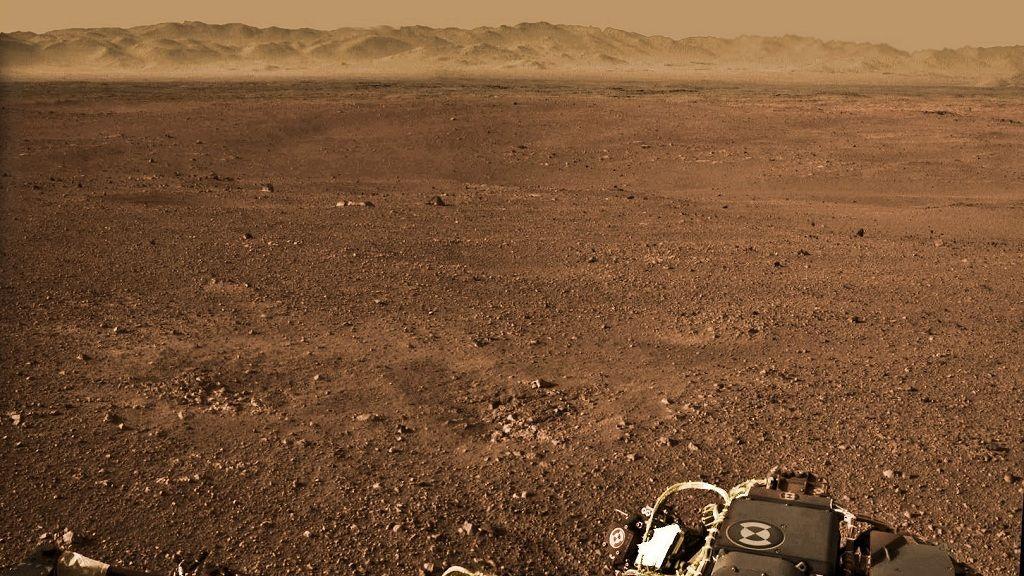 Curiosity podría conseguir muestras de agua de Marte 29