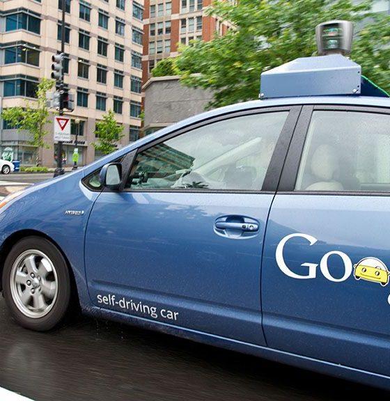 Google enseña a sus coches inteligentes a usar el claxon 32