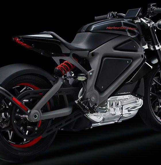 Harley Davidson promete moto eléctrica en 2021 32