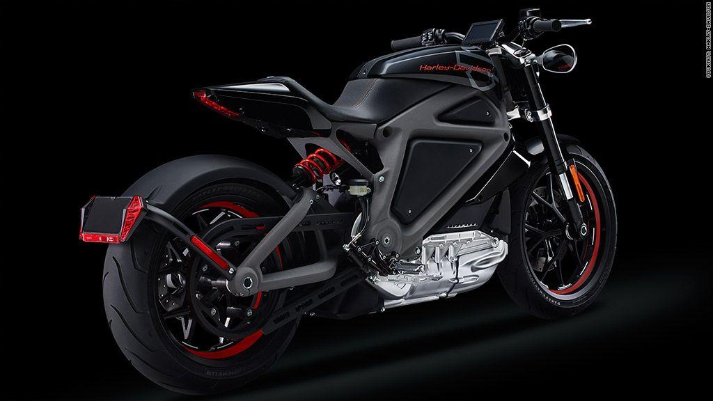 Harley Davidson promete moto eléctrica en 2021 30