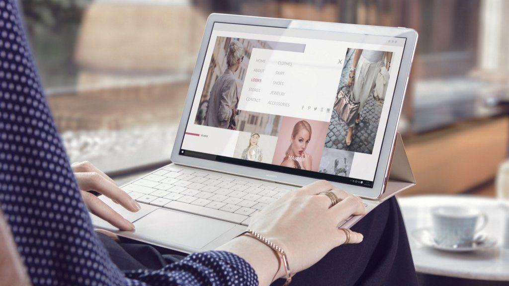 Huawei MateBook viene a competir con Surface y iPad Pro