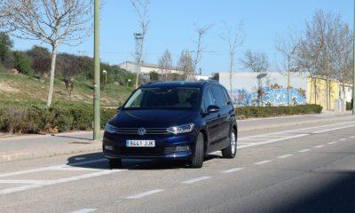 Volkswagen Touran 2016: espacial 144