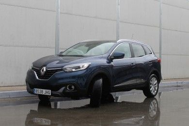 Renault Kadjar, suavidad