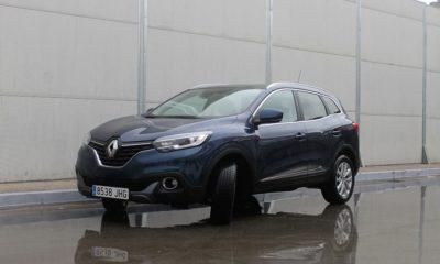 Renault Kadjar, suavidad 162