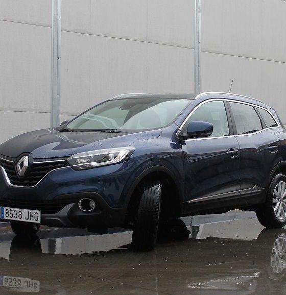 Renault Kadjar, suavidad 32