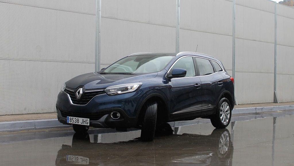 Renault Kadjar, suavidad 30